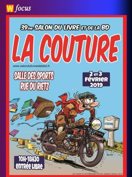 Le 39eme Salon Du Livre Et De La Bd De La Couture