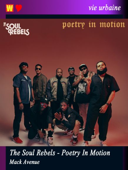 Poetry In Motion by The Soul Rebels